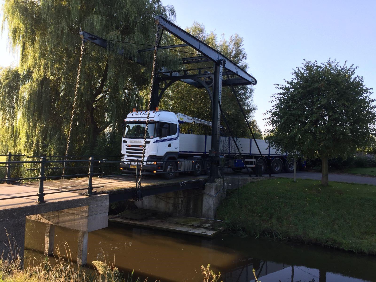 Over Transportbedrijf N. Oud en Zonen B.V.