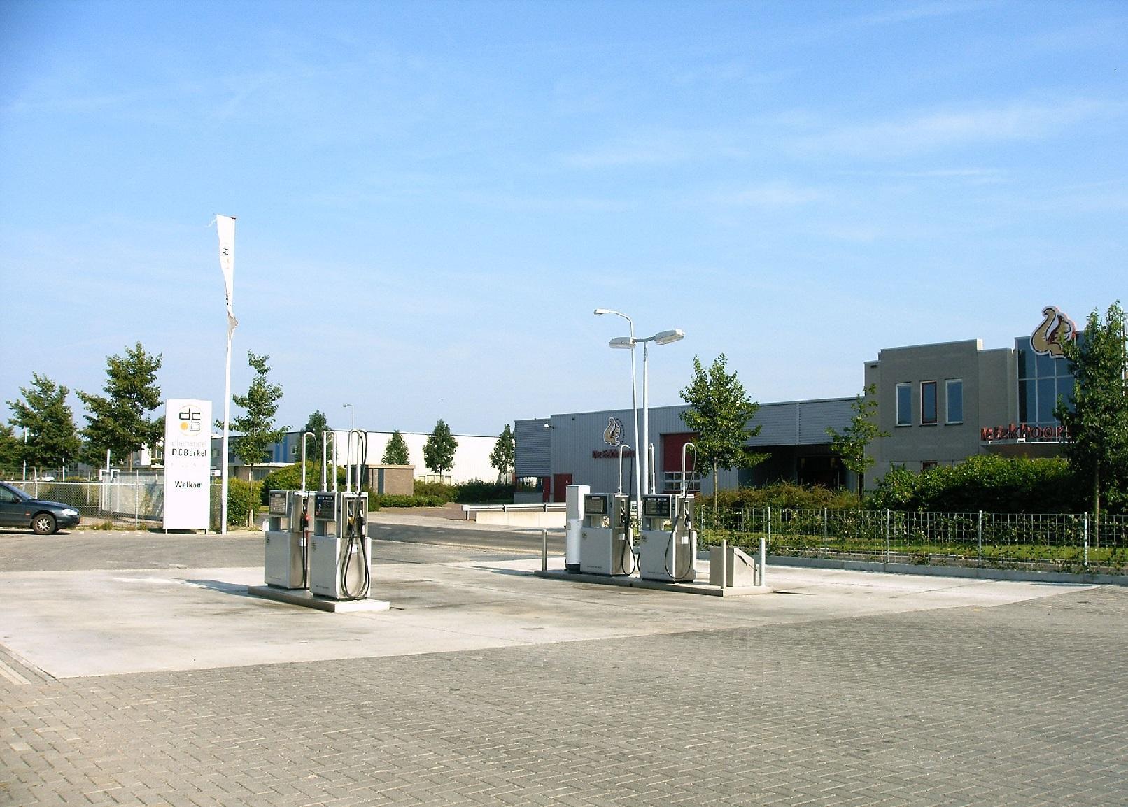 Transportbedrijf Oud in 2003