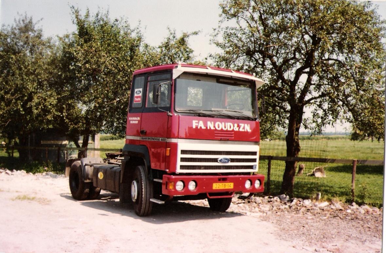 Transportbedrijf oud in 1978