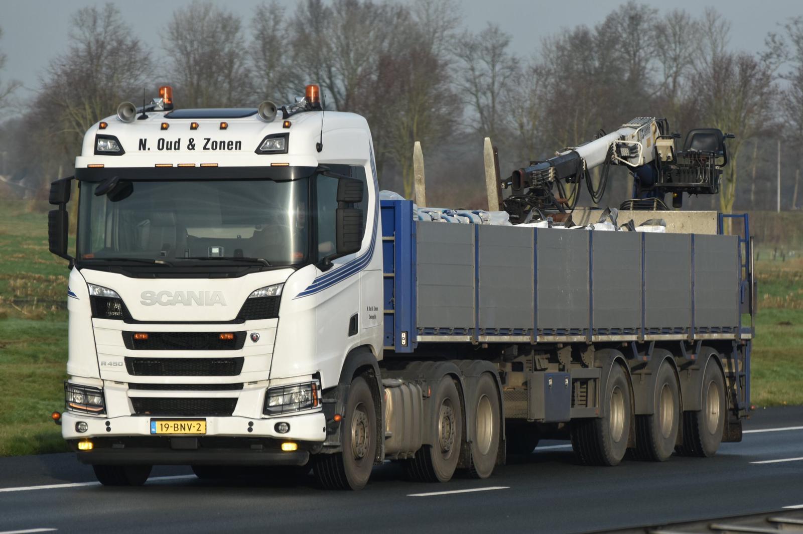 Transportbedrijf Oud in 2020