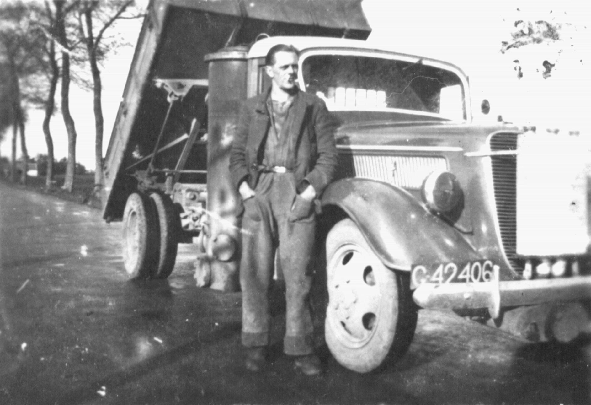 Transportbedrijf Oud in 1940