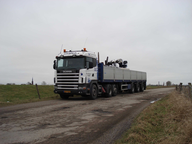 Geschiedenis Transportbedrijf N. Oud en Zonen B.V.